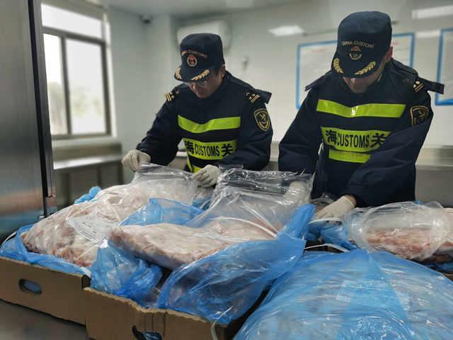 春节前夕 美国禽肉产品正式回归中国市场